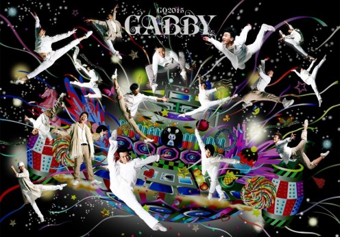 GQ2015『GABBY』_NEWSRELEASE -