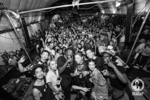 DJ30周年記念パーティー@青山(2016年)